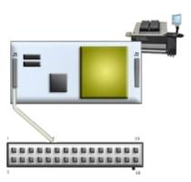 Superpro 3070 ISP Programmer