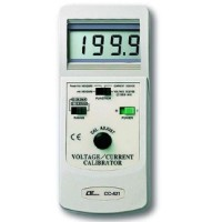 CC-421 VOLTAGE & CURRENT CALIBRATOR