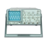 Analog Oscilloscope