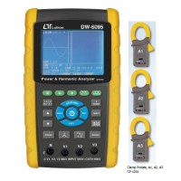 DW-6095 3 PHASE POWER ANALYZER WITH HARMONIC