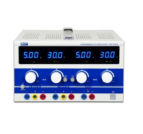 Programmable DC Power SupplyModel: M50 Series - Advancom Electronics