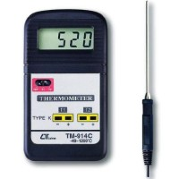 TM-914 DUAL CHANNEL THERMOMETER