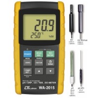 WA-2015 pH, ORP, DO, CD, TDS METER