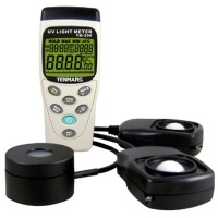 TM-208  Solar, UVA & Light Meter (3 in 1)
