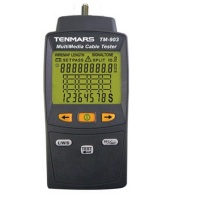 Tenmars TM-903 Multi Media Cable Tester