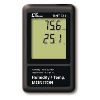 MHT-371 HUMIDITY TEMP. MONITOR
