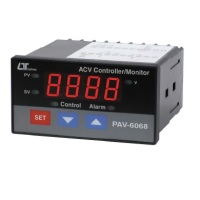 PAV-6068 AC VOLTAGE CONTROLLER MONITOR