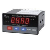 PPF-6066 POWER FACTOR CONTROLLER MONITOR