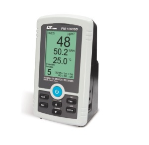 PM-1063SD Air Quality Monitor Recorder