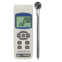 AM-4232 Mini Vane Anemometer