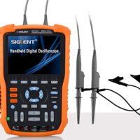 Siglent SHS1000 Handheld Digital Oscilloscope