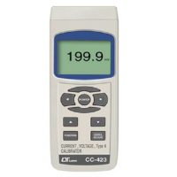 CC-423 Current Voltage Type K Calibrator