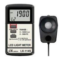 LX-114S LED Light Meter