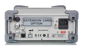 SDM3065X Rear Panel